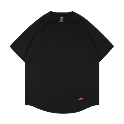 blhlc Back Print Cool Tee (black/mango/orange)