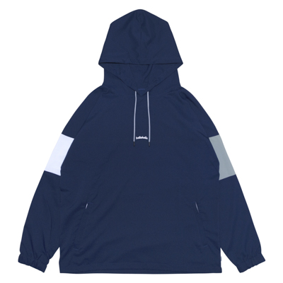 3Tone ANYWHERE Hoodie (navy/gray/white)