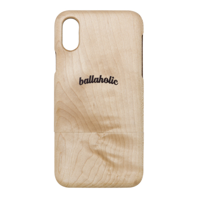 WOOD iPhone CASE (XS MAX)