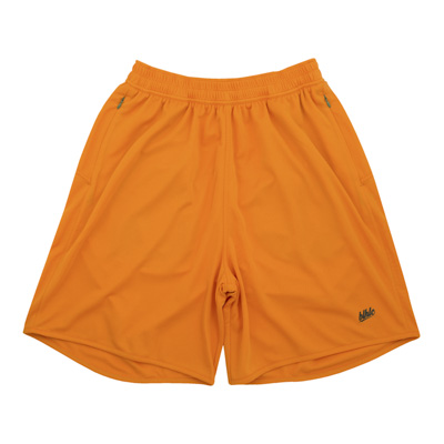 Basic Zip Shorts (orange)