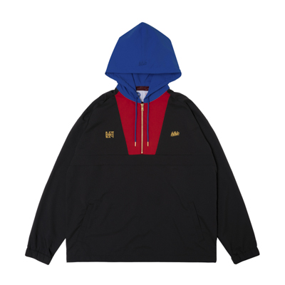 blhlc ANYWHERE Pullover Jacket / TSC (blk/red/blu)