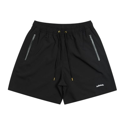 Street Zip Shorts (black)