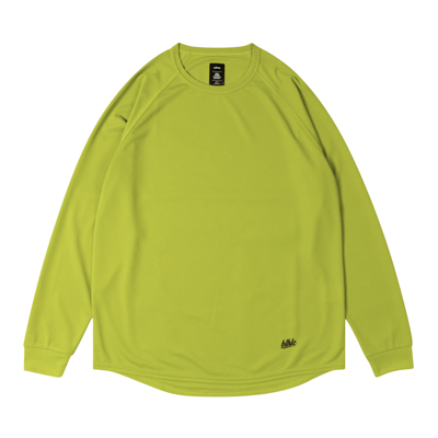 blhlc Cool Long Tee (lime/black)
