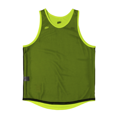 Basic Reversible Tops (volt/black)