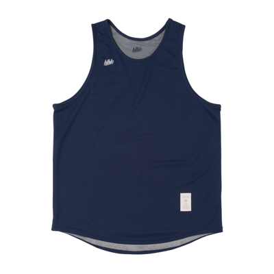 Basic Reversible Tops (navy/gray)