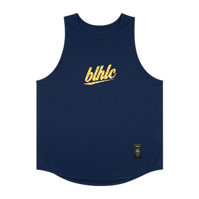 blhlc Tank Top (navy/yellow/off white)