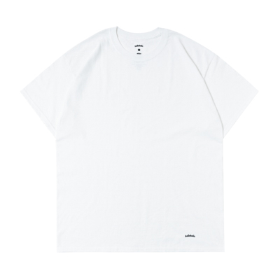 ballaholic 2 Pieces Crew Tee (white)