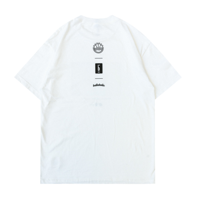 Pigalle x Veniceball x ballaholic Tee (white)