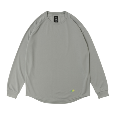 blhlc TOKYO COOL LongTee (gry/tif ylw gradation)