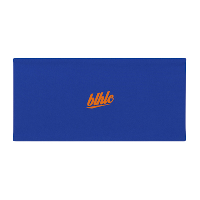 Reversible Headband (blue/black)