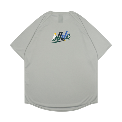 blhlc Back Print Cool Tee (gray)