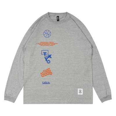 Graphics LongTee (gray)