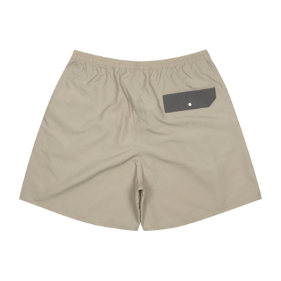 Nylon City Shorts (gray beige)