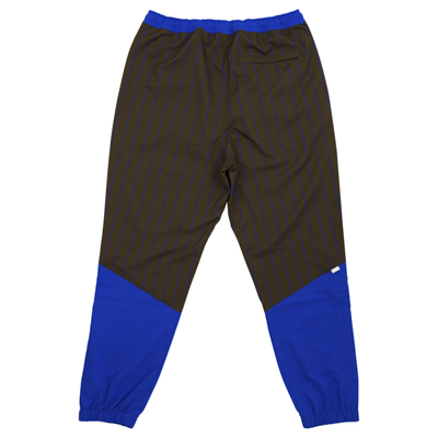 blhlc STRIPE 2TONE ANYWHERE Pants (brown/blue)