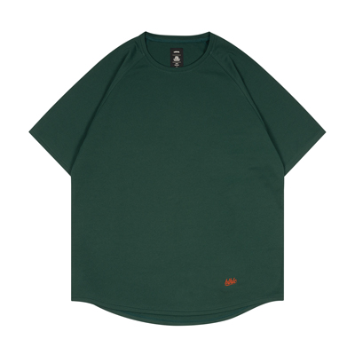 blhlc Heat-Check Cool Tee (dark green)
