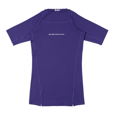 Compression Short Sleeve Tops (purple)