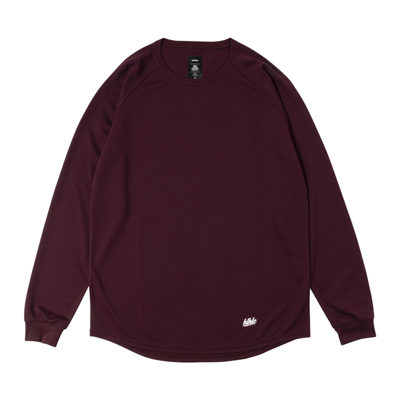 blhlc Cool Long Tee (crimson)