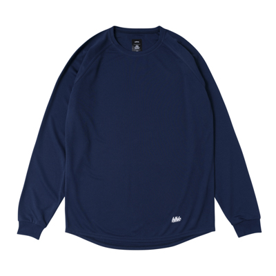 blhlc Cool Long Tee (navy)
