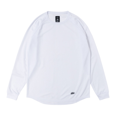 blhlc COOL LongTee (white)