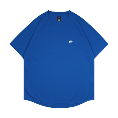 blhlc Cool Tee (blue/white)