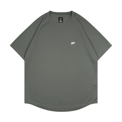 blhlc Cool Tee (charcoal gray/white)