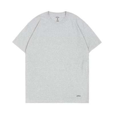 ballaholic 2 Pieces Crew Tee (gray)