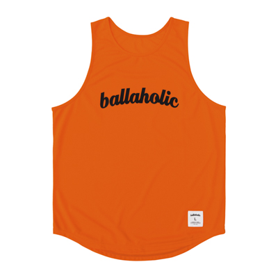 LOGO TankTop (neon orange/black)