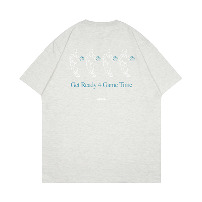 Get Ready 4 Game Time Tee (oatmeal)