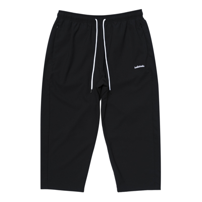 Stretch Ankle Cut Pants (black)