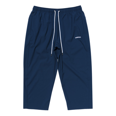 Stretch Ankle Cut Pants (navy)