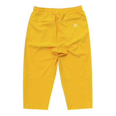 Stretch Ankle Cut Pants (yellow)