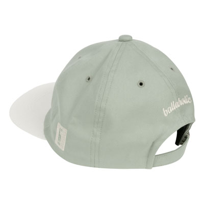 PIGALLE x ballaholic Flag Cap (light green)