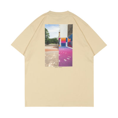 PIGALLE x ballaholic Photo Tee (natural)