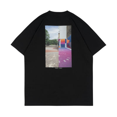 PIGALLE x ballaholic Photo Tee (black)