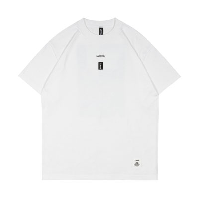 PIGALLE x ballaholic Photo Tee (white)