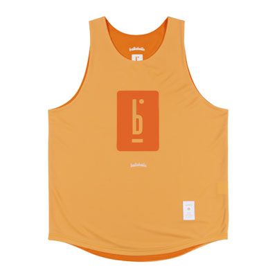 PIGALLE x ballaholic Reversible Tops (orange)