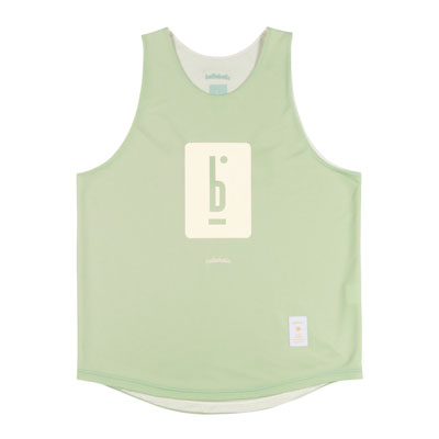PIGALLE x ballaholic Reversible Tops (light green)
