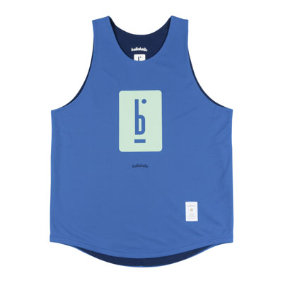 PIGALLE x ballaholic Reversible Tops (blue)