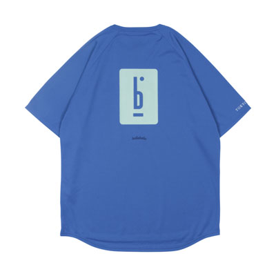 PIGALLE x ballaholic COOL Tee (blue)