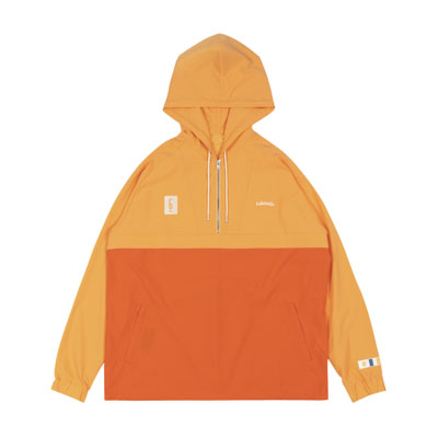 PIGALLE x ballaholic ANYWHERE Stretch Pullover Jkt
