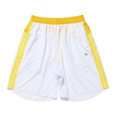 b Playground Zip Shorts (white)