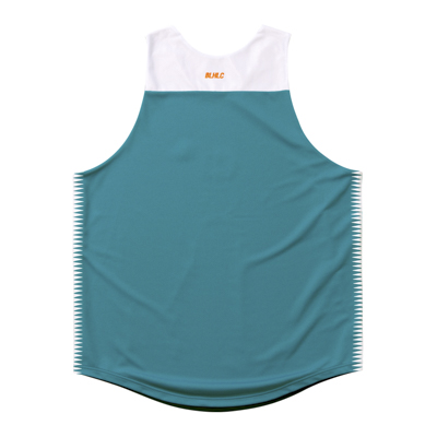 b Playground Reversible Tops (teal blue/black)