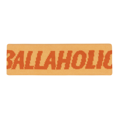 BALLAHOLIC Headband (mango/orange)