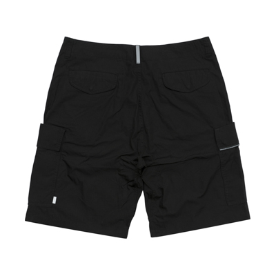 10 Pocket Cargo Shorts (black)