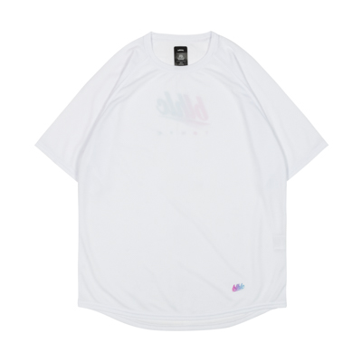 blhlc TOKYO COOL Tee (white/pink sax gradation)