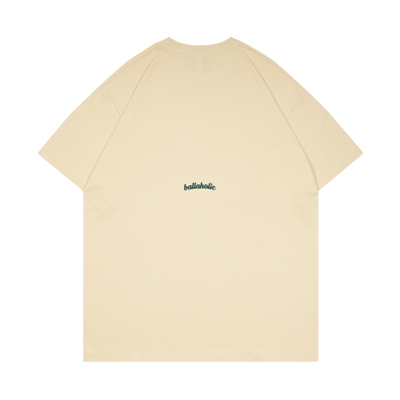 Triangle Pattern Tee / SS8 (natural)