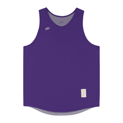 Basic Reversible Tops (purple/gray)