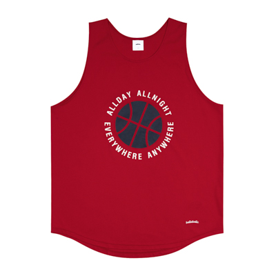 Concept Ball Cotton TankTop (red)