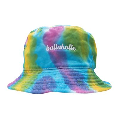 LOGO Bucket Hat (tyedye)
