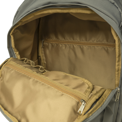 Ball On Journey Backpack (gray)